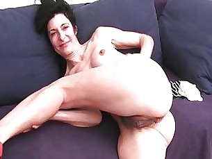 black couple granny hairy masturbation mature milf panties wet