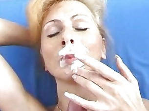 amateur blonde couple mature sperm