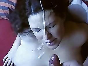 amateur milf sperm cum cumshot mature