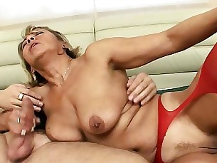 kiss hardcore blonde blowjob horny mature oil pussy