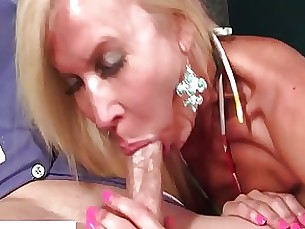 blonde couple handjob masturbation mature mouthful pornstar blowjob cumshot