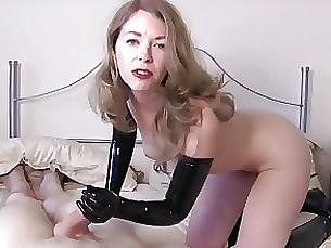 tease bdsm cumshot handjob hardcore latex milf nasty slave
