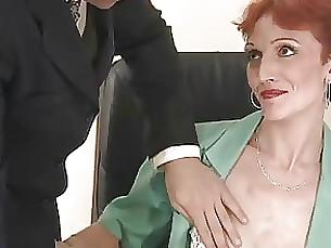 redhead office mature gang-bang cumshot anal
