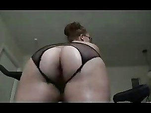 striptease milf mature bbw dancing blonde ass