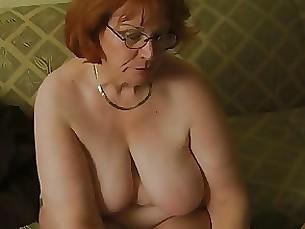 funny granny masturbation mature