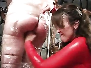 bdsm milf office exotic fetish crazy domination hardcore latex
