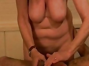 amateur mature ass handjob massage