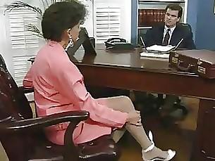 secretary mature horny hidden-cam hardcore hairy fuck boss