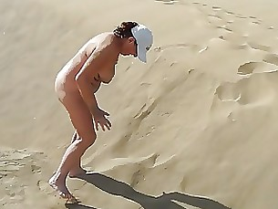 mature beach public nude amateur