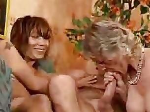 orgy granny hardcore mature