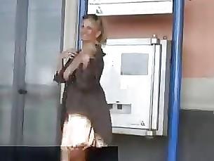 public amateur mature nude train