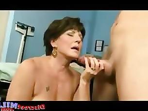 cumshot cougar fuck blowjob babe office milf mature masturbation