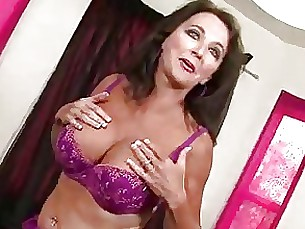 cougar hot masturbation mature pov