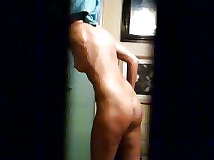 shower pussy milf amateur
