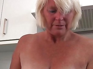 hd granny dildo ass anal solo pussy milf mature