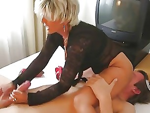 footjob fetish milf handjob big-cock