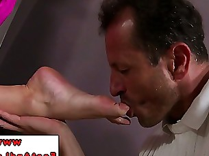 foot-fetish milf hd feet fetish footjob