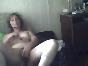 orgasm milf mature fingering cumshot