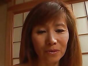 milf slender cumshot japanese fuck mature