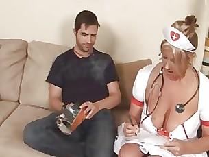 pleasure nurses milf mature