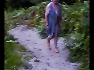 mature nude outdoor public amateur