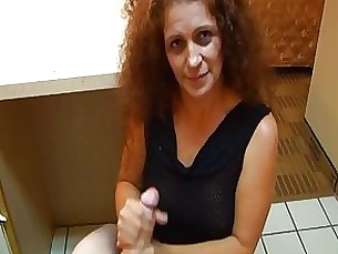 redhead mature masturbation hotel hot handjob couple
