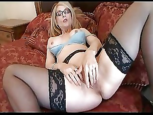 masturbation milf pornstar solo