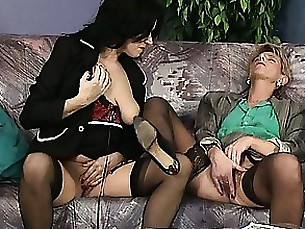 blowjob brunette crazy horny housewife lesbian mature whore wife