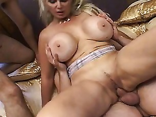 blowjob big-tits dolly hardcore mature threesome