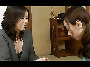 milf threesome mammy japanese daddy