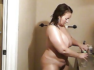 shower mature mammy hot hairy fatty bbw amateur