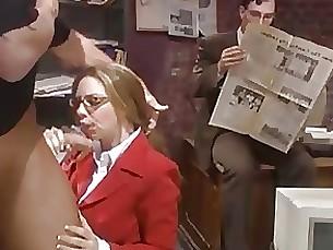 secretary public milf hidden-cam