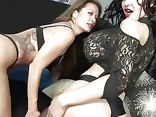 hooker juicy lesbian lingerie milf playing prostitut