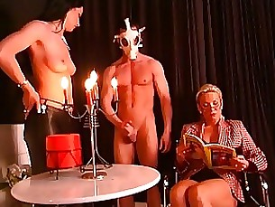 babe bdsm mature nasty slave teacher threesome