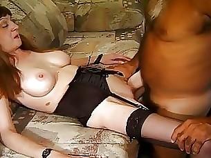 nasty mature hardcore granny fuck double-penetration couch amateur