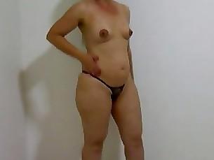amateur wife webcam milf curvy mature lingerie
