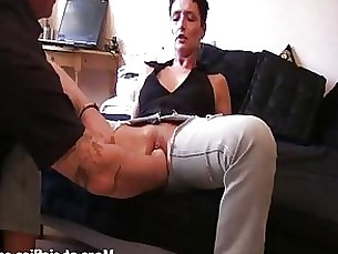 monster milf mature masturbation kitty fisting fetish couple brunette