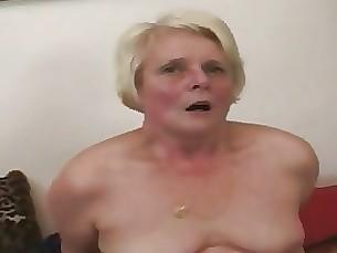 pleasure granny
