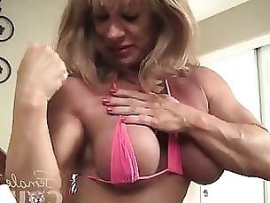 wild playing mature fetish amateur
