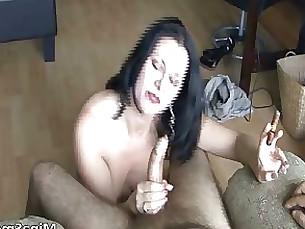 smoking redhead milf juicy fetish brunette