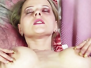fuck masturbation blowjob mammy close-up milf blonde hd hardcore