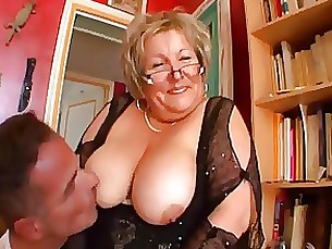 teacher mature granny bbw