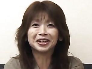 blowjob beauty mature japanese hot handjob gang-bang