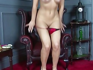 shaved pornstar milf masturbation kitty hd blonde toys solo