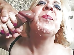 18-21 blonde couple granny mature sweet