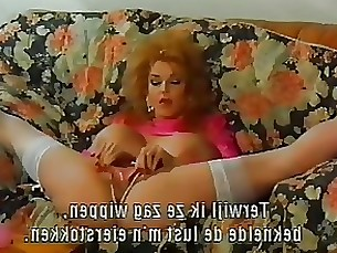 vintage mature hot double-penetration anal boobs double-anal