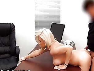 fuck masturbation office shaved couple casting blowjob milf amateur