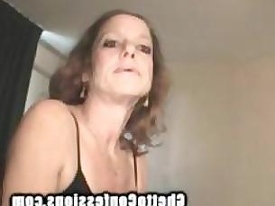 mature hooker hardcore double-penetration blowjob