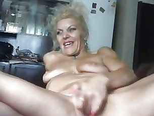 webcam milf mature hot blonde amateur