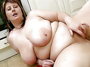 pussy mature masturbation mammy kitchen fatty bbw amateur